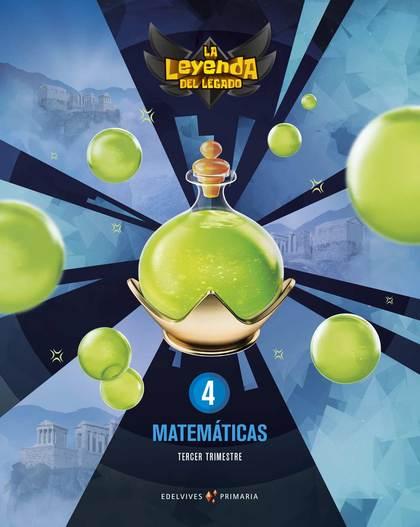 4ºEP.(LEGADO) MATEMÁTICAS  (ED.19).
