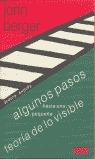 ALGUNOS PASOS HACIA UNA PEQUEÑA TEORÍA DE LO VISIBLE