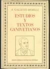 ESTUDIOS Y TEXTOS GANIVETIANOS