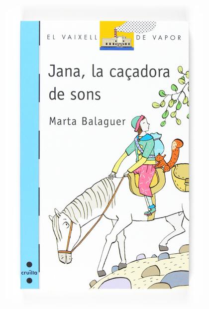 JANA LA CAÇADORA DE SONS