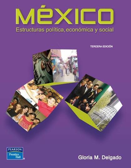 México. Estructuras política, económica y social