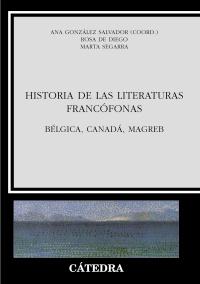 Historia de las literaturas francófonas