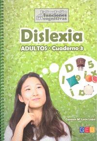 DISLEXIA 3 ADULTOS