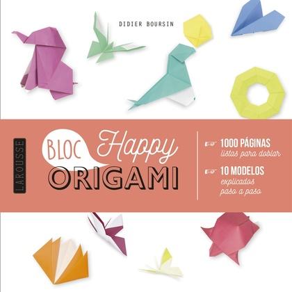 ORIGAMI BLOC HAPPY.