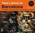 TAPAS Y PINTXOS DE BARCELONA