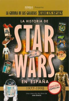 HISTORIA DE STAR WARS EN ESPAÑA 1977 1998.