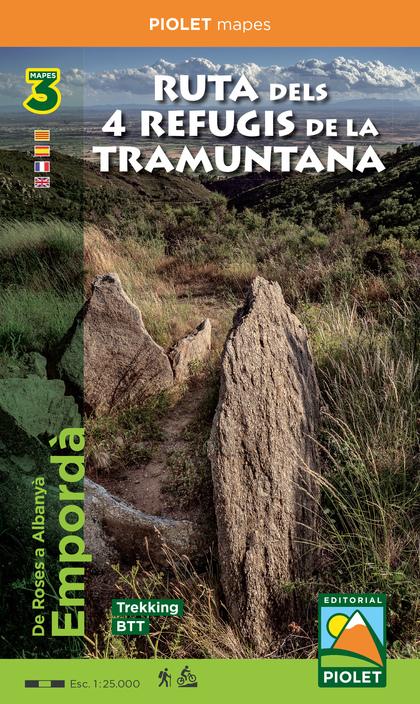 RUTA DELS 4 REFUGIS DE LA TRAMUNTANA