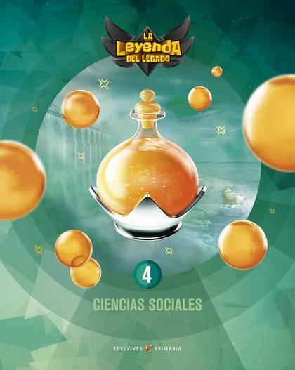 4ºEP.(LEGADO) CIENCIAS SOCIALES (ED.19).