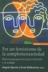 POR UN FEMINISMO DE LA COMPLEMENTARIEDAD: NUEVAS PERSPECTIVAS PARA LA