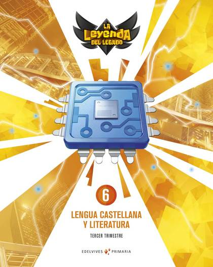 6ºEP.(LEGADO) LENGUA CASTELLANA Y LITERATURA  (ED.19).