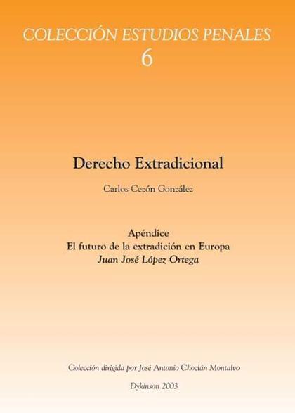DERECHO EXTRADICIONAL