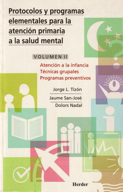 PROTOCOLOS Y PROGRAMAS ELEMENTALES VOL II