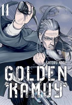 GOLDEN KAMUY 14.