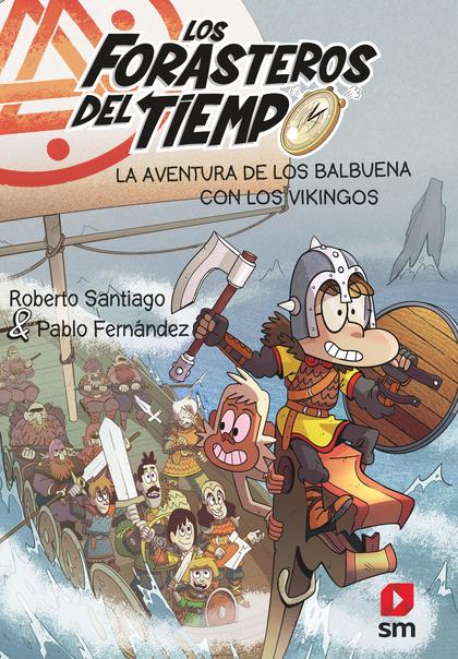 LOS FORASTEROS DEL TIEMPO 11.