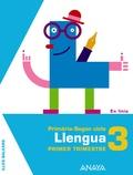 EN LÍNIA, LLENGUA, 3 EDUCACIÓ PRIMÀRIA (BALEARES)