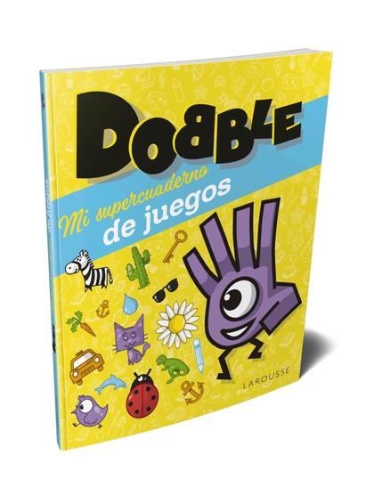 MI SUPERCUADERNO DE JUEGOS DOBBLE.