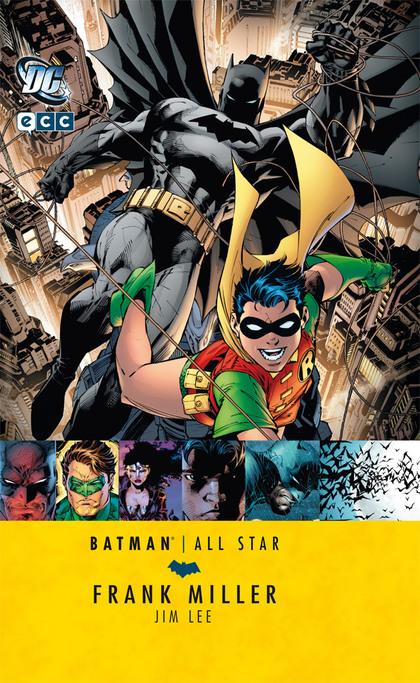 BATMAN: ALL STAR.