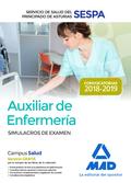 AUXILIAR DE ENFERMERÍA DEL SERVICIO DE SALUD DEL PRINCIPADO DE ASTURIAS (SESPA).