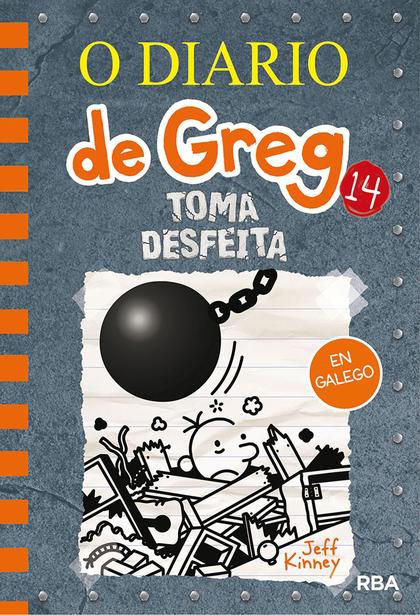 DIARIO DE GREG 14. TOMA DESFEITA