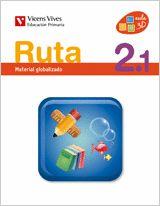 CONOCIMIENTO DEL MEDIO RUTA 2ºEP PACK11