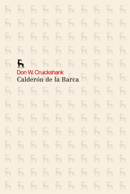 CALDERON DE LA BARCA.