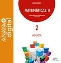 MATEMÁTICAS II. BACHILLERATO. ANAYA + DIGITAL..