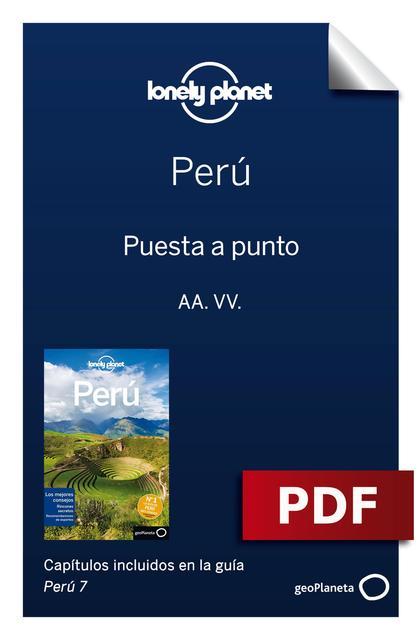 Perú 7_1. Preparación del viaje