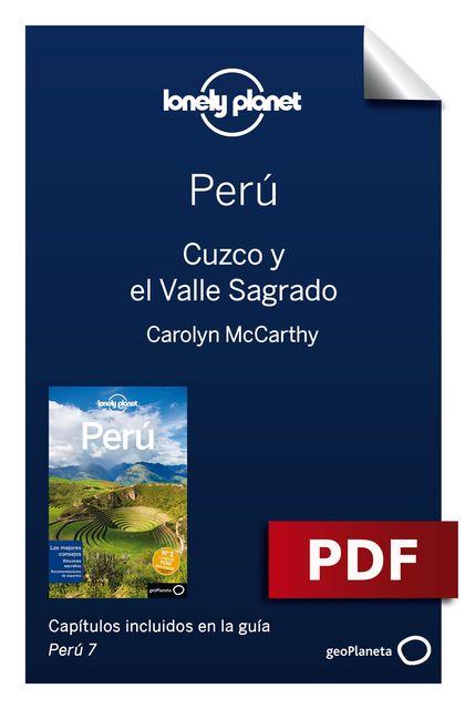 Perú 7_6. Cuzco y el Valle Sagrado