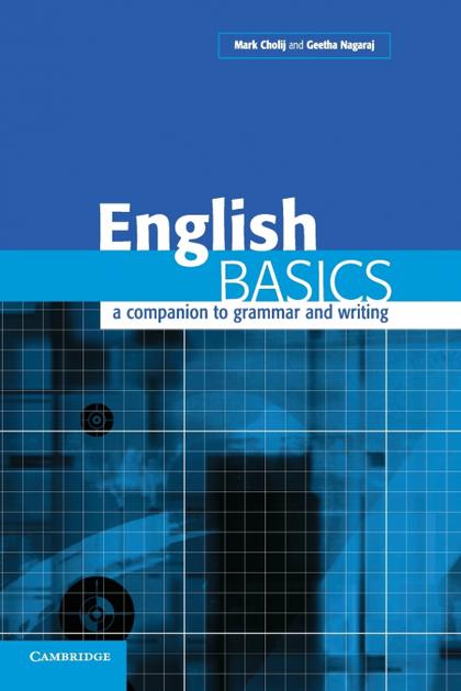 ENGLISH BASICS GUIDE GRAMMAR & WRITING