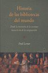 HA.BIBLIOTECAS DEL MUNDO
