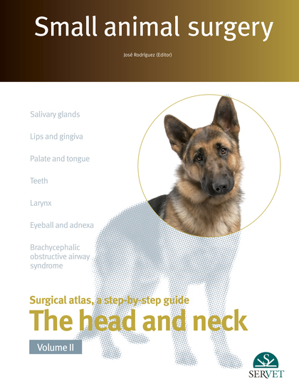 SMALL ANIMAL SURGERY. THE HEAD AND NECK. VOL. 2.