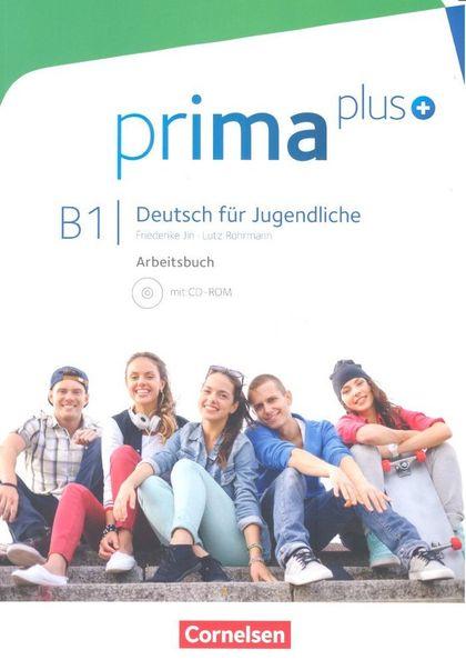 PRIMA PLUS B1 LIBRO DE EJERCICIOS