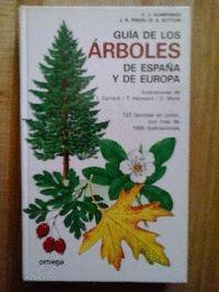 GUIA DE ARBOLES DE EUROPA