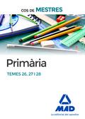 COS DE MESTRES PRIMÀRIA TEMES 26, 27 I 28