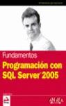 Programación con SQL Server 2005