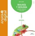 BIOLOGÍA Y GEOLOGÍA 1. BACHILLERATO. ANAYA + DIGITAL..