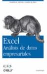 Excel. Análisis de datos empresariales
