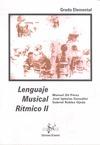 LENGUAJE MUSICAL RITMICO II