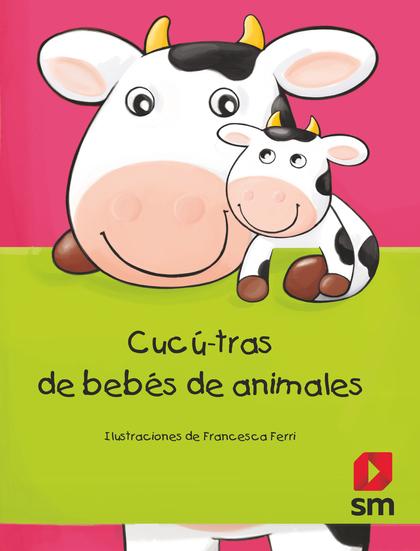CUCÚ-TRAS DE BEBÉS DE ANIMALES