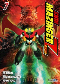 SHIN MAZINGER ZERO N 07