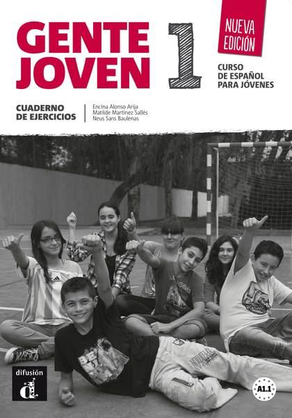 GENTE JOVEN 1. CUADERNO DE EJERCICIOS