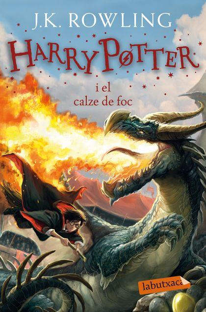 HARRY POTTER I EL CALZE DE FOC.