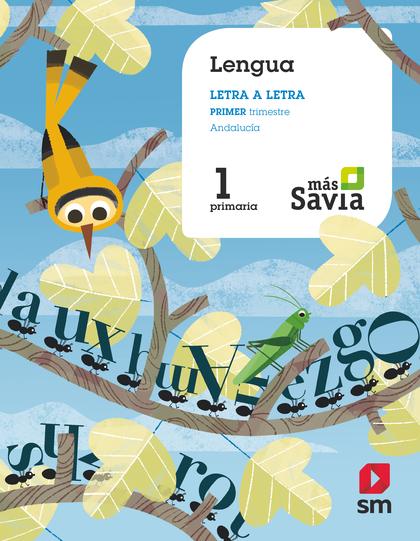 LENGUA BASICO 1ºEP ANDALUCIA 19 MAS SAVIA.