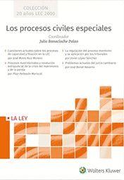 LOS PROCESOS CIVILES ESPECIALES