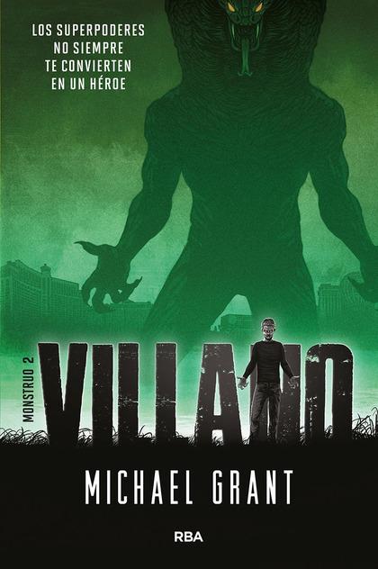 VILLANO. MONSTRUO#2