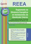 REGLAMENTO DE EFICIENCIA ENERGÉTICA EN INSTALACIONES DE ALUMNADO EXTERIOR : Y SUS INSTRUCCIONES