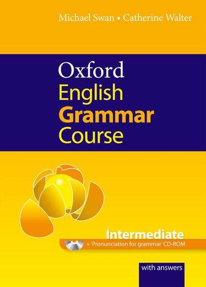 OXF ENGLISH GRAM COURSE INT SB W/KEY PK