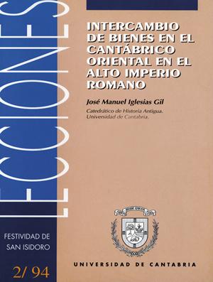 INTERCAMBIO DE BIENES EN EL CANTÁBRICO ORIENTAL
