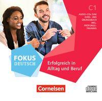 ERFOLGREICH IN ALLTAG UND BERUF C1 CD