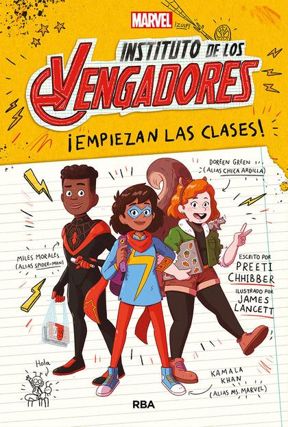 INSTITUTO DE LOS VENGADORES.